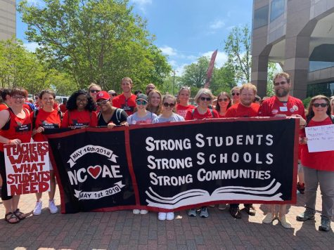 Teachers Speak Out – Urging the General Assembly to Sign Proposed Budget