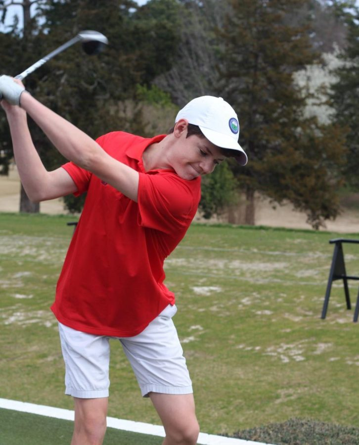 Good Finishes Third at Golf Regionals, Qualifies for State Championship Match