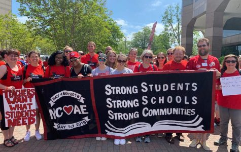 Teachers' Perspective on Raleigh March