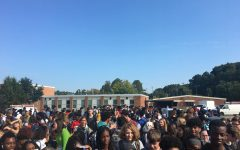 Students Walk Out to Raise Awareness for Climate Change