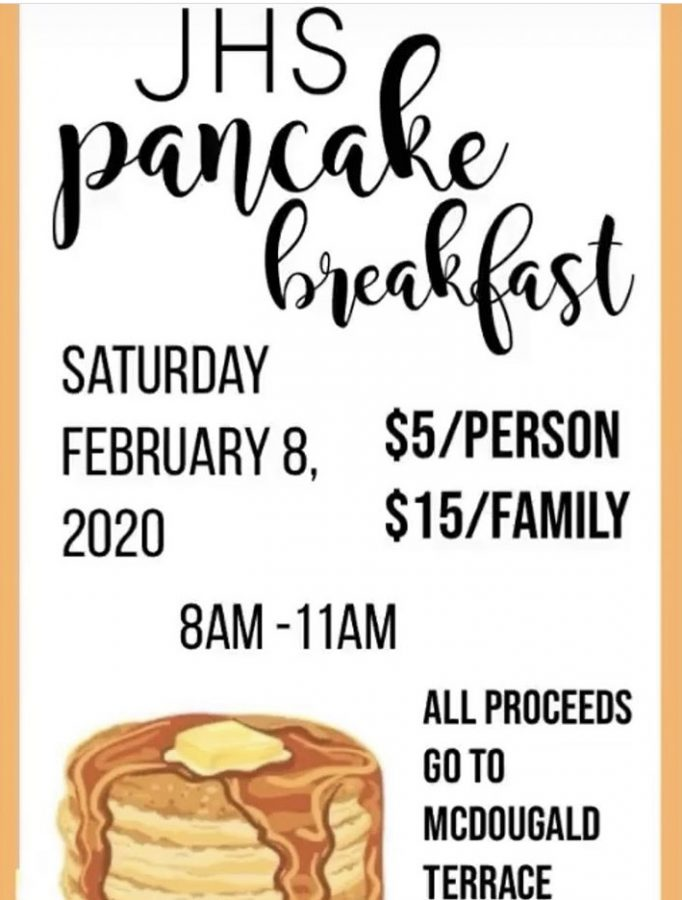 Helping Our Community, One Pancake at a Time