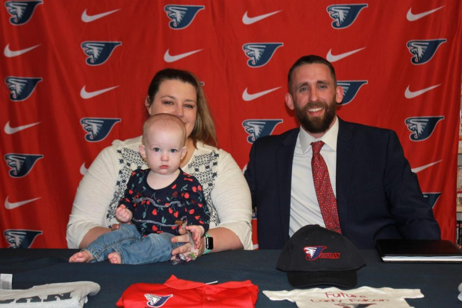 Justin Allred Announced as New Head Football Coach at Jordan High School