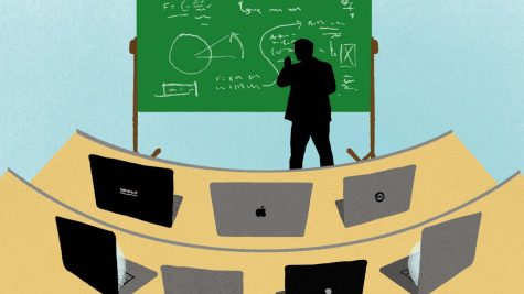 Teachers Adjust to Online Learning