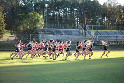 JHS Cross Country Takes On the Catamounts